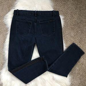 Joe's Jeans Skinny Ankle Side Stripe Trouser Jean